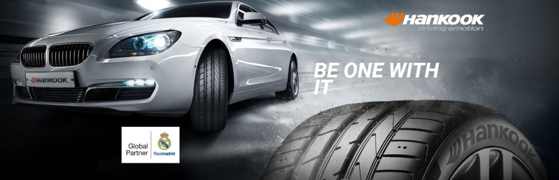 Hankook - Be One With It