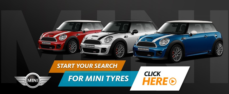 Tyres for Mini
