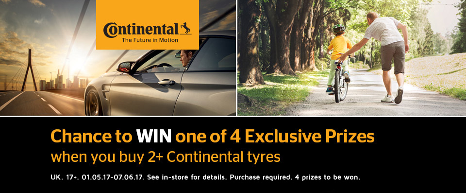 Continental Weekly Wins