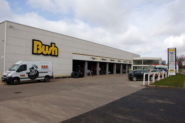 How Much Is A Wheel Alignment >> Bush Tyres, Scunthorpe - ZR Tyres