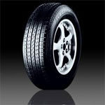 Tread pattern Continental Conti4x4Contact