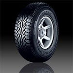 Tread pattern Continental ContiCrossContact AT