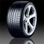 Tread pattern Continental ContiSportContact Vmax