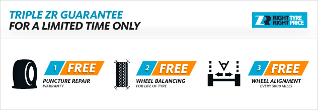 Triple Tyre Guarantee